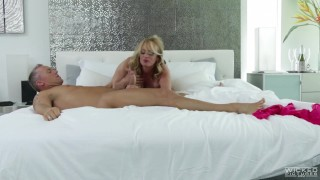 Wicked The Madam, Busty blonde milf Stormy Daniels loves cock