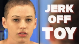 """JERKOFF TOY"" - DIRTY CUM SLUTS FULLFILLING THEIR ONLY PURPOSE IN LIFE"