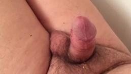 Pee & Cum In Bathtub