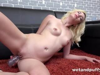 Wetandpuffy - Nervous Newcomer - Masturbation