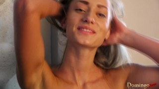 Larina, Striptease (full movie)