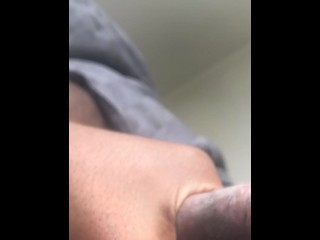 Solo Morning Wood BBC Beat Off