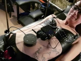 Mistress Alexa - Part 3 - Self Service Shock