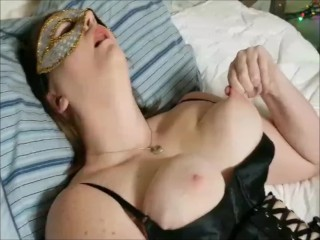 *Real Orgasms* Woman Masturbating on Camera for the First Time