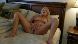 Upskirt, Pink Panties & MILF Masturbation