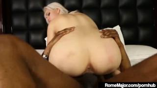 Major black slams ivory's creaming cunt bull jenna rome hot couple doggystyle