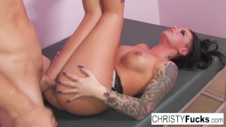 Old Style Gonzo With Christy Mack Pussy 3way