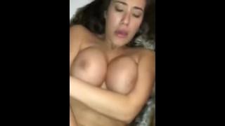 Eva Lovia fucking with her husband