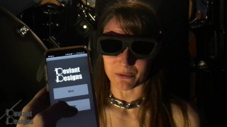 Remote Control Blindfold