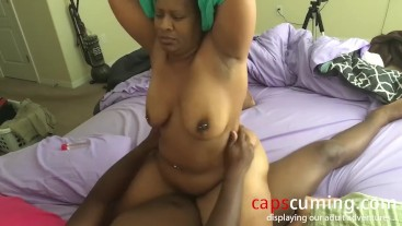 Lady With The Green Cream Pie Sexxion 1