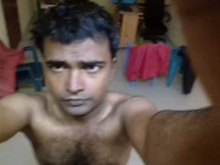 mayanmandev - desi indian male selfie video 147