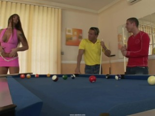 I Lost Snooker To Get My Ass Fucked