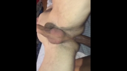 I love aggressive bottoms
