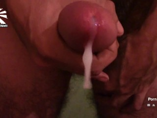 Hat-Trick 3 Cumshots between 90 minutes 2/2/2018