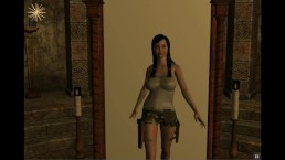 LARA CROFT MIND CONTROLLED BY TEMPLE WITCH PART 2
