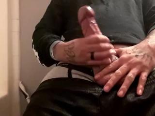 Rate my man's cum shot