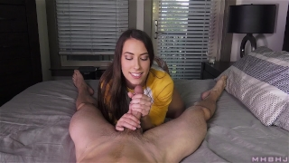 Young pussy WAY TOO TIGHT for middle aged cock! Oops, I blew it again ;)