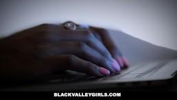 BlackValleyGirls - Sexy Black Teen Fucked By Married White Man