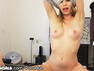 I Start With 4 Fingers & Finish With Cum All Over My Face