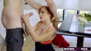 Fuck valentines stepsons momsteachsex se and day mom romantic bigcock mom
