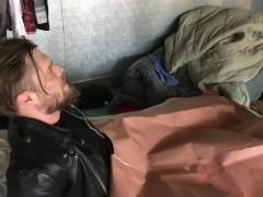 Fisterosa Fists and Strapon Fucks Max's Ass
