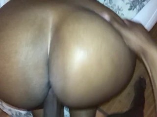 She Said To Cum On Her Ass