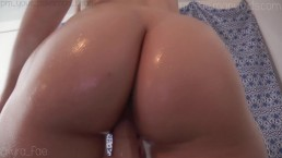"Teaser for ""Oily Ass and Dildo Fuck"""