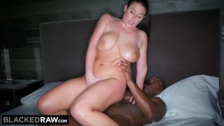In takes angela hotel white stud room her black blackedraw doggystyle wank