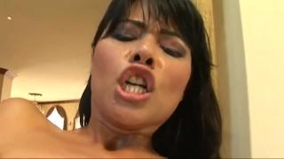 Latina sex anal brunette milf ass trimmed