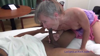 Milf Enters Wrong Room Gets BBC
