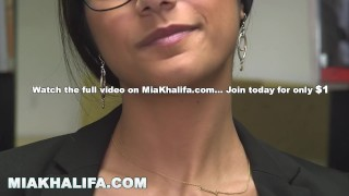 MIA KHALIFA - Here is My Body, I hope you like it. Cei domination