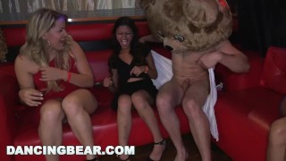 DANCING BEAR - J-Mac and Sean Lawless Sling Dick At A Wild Party porno