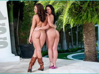 BANGBROS - Monster Butts! With PAWG Pornstars Emma Heart & Gracie Glam