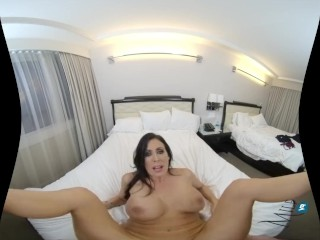 MilfVR – Vegas MILF: It's Business Time ft. Reagan Foxx