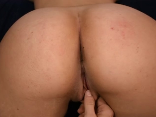Big ass girl fucked by a young cock