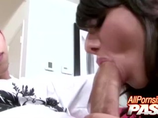 Alana Leigh Stripped And Blowjobs