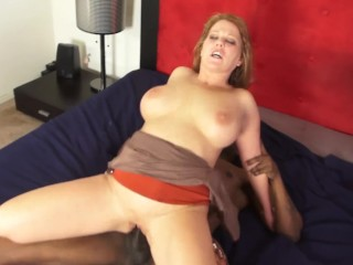 MDDS – Big Tit MILF Whore Wrecked by BBC