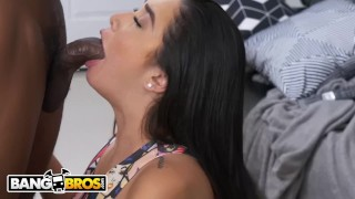 BANGBROS - Karlee Grey Turns Her Soft Boyfriend Into A Cuckold Cheating husband
