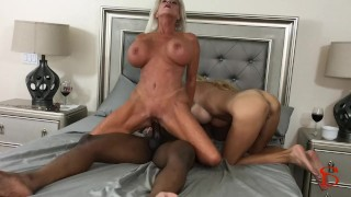 Black Piped Sally D'angelo Brooke Tyler Whooty blonde