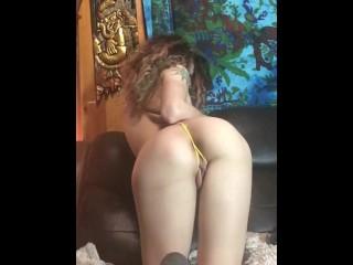 Vibrating Clit Orgasm