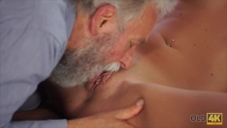 OLD4K. Sexual geography porno