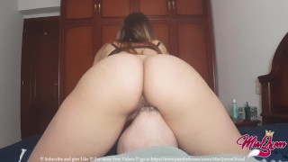 The Magic of Facesitting, A Real Female Orgasm.. By MiaQueen ♡