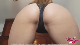 The Magic of Facesitting, A Real Female Orgasm.. By MiaQueen ♡ Doggy sucking