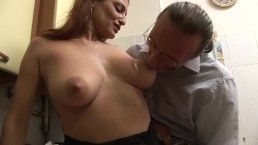 Italian pure depravation at HOME!!! Milf needs to fuck!!! vol. #01