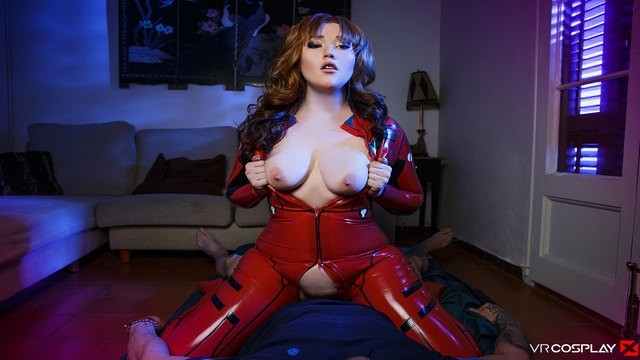 VRCosplayX.com Asuka Wants To Sync With You On A Sexual Level