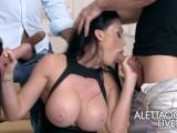 Aletta Ocean - The Superfan - alettAOceanLive