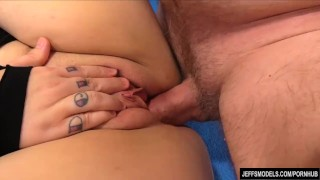 Fucks plays big girl her and with fat tit pussy butt jeffsmodels