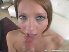 Teen Blowjob Fuck And Facial