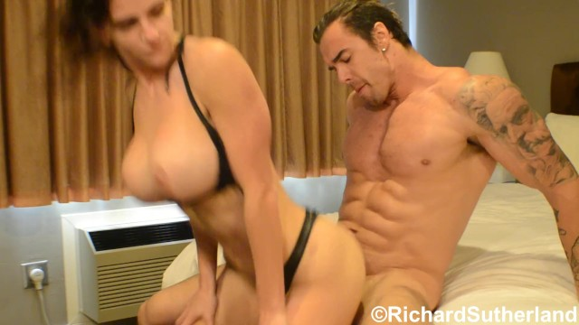 Danneel harris in bikini Bikini competitor fucked by muscle stud