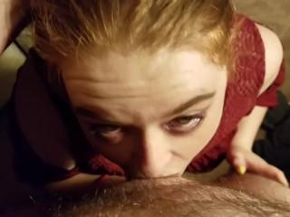 Choking On Dick Makes a Good Girl Smile